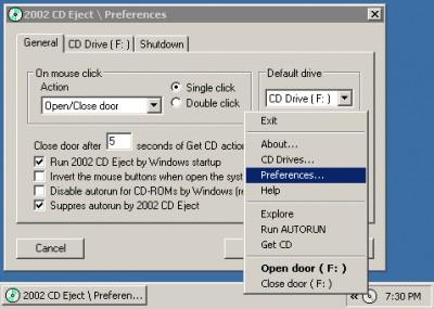 2002 CD Eject 2.5 screenshot