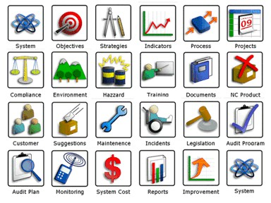 ActiveQuality Iso 9000 Software 2.7 screenshot