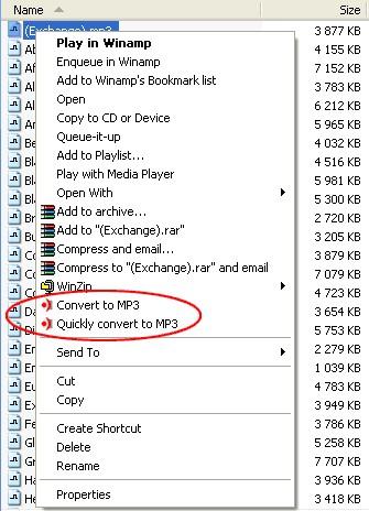 All To MP3 Converter 3.2.6 screenshot