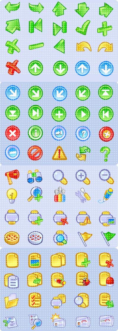 Application Basics Mac Icons 1.0 screenshot