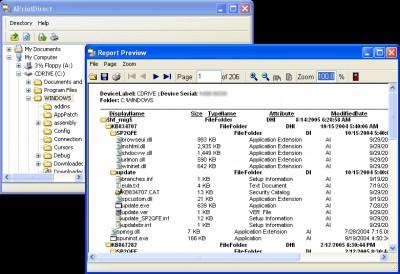 APrintDirect 5.1.4.6 screenshot