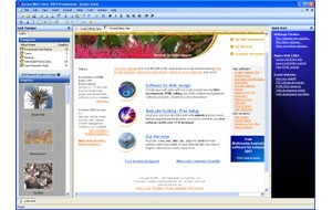 Aurora Web Editor 2007 Professional 2.2.0 screenshot