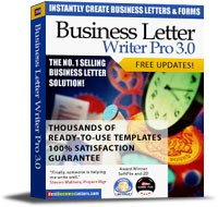 Best Business Letters 1.0 screenshot