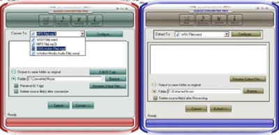 BPS Audio Converter Pro 4.3.0.4 screenshot