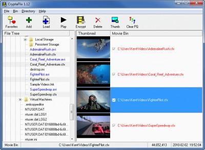 CryptaFlix 1.20 screenshot