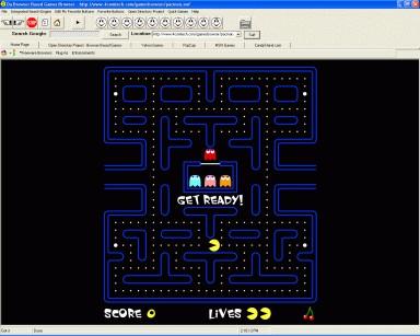 Da Browser Based Games Browser 1.0 screenshot