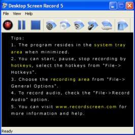 Desktop Screen Record 5.0 screenshot