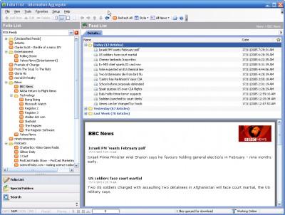 Folio First 1.0 screenshot