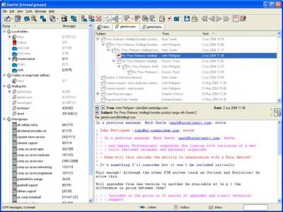Gemini Mail 2.29m screenshot