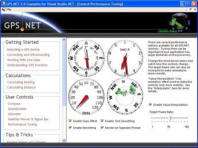 GPS.NET 2.3.20 screenshot