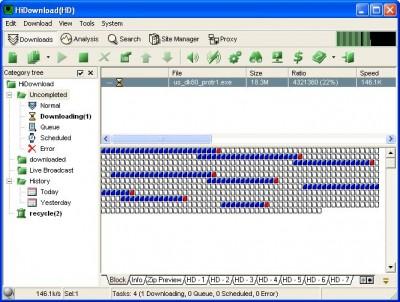 HiDownload Pro 6.97.0.10 screenshot