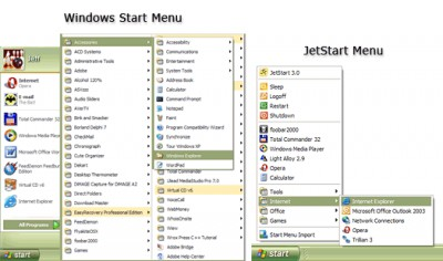 JetStart Free 4.4 screenshot