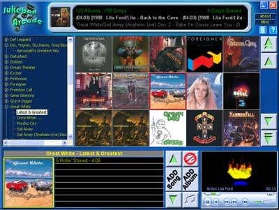 Jukebox Arcade 1.0.1 screenshot