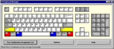 Keyboard Manager Deluxe 2.20 screenshot