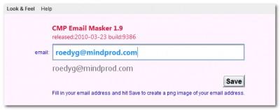 Masker 1.9 screenshot