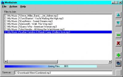 MediaJoin 1.0 screenshot