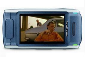 Mobile Movie Studio (Sony Ericsson) 1.2 screenshot