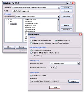 MoleBox Pro 2.3641 screenshot