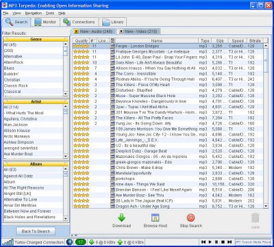 MP3 Torpedo 5.7.4 screenshot