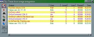 MU-Trace 1.01 screenshot
