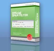 Official Spam Filter for Outlook Express 1.2 screenshot