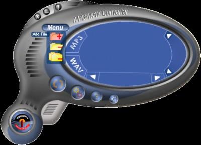 OSS MP3-WAV Converter 5.0.0.0 screenshot