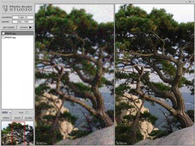 PhotoAcute Studio 3.002 screenshot