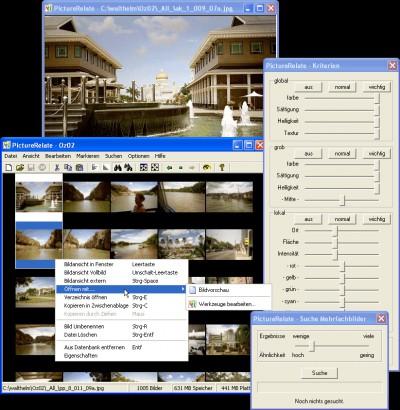 PictureRelate 2.6.3 screenshot