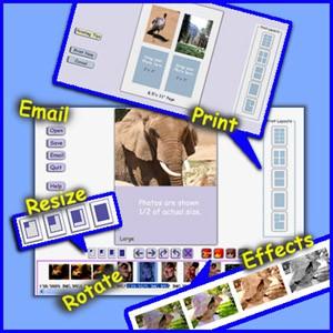 RPE Photo 3.0 screenshot