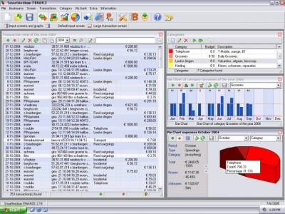 SmartMedium FINANCE 2.30 screenshot