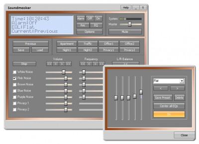 Soundmasker 7.0 screenshot