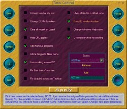 Total Control 2.3 screenshot