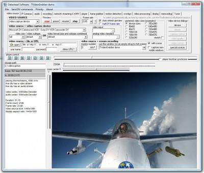 TVideoGrabber 8.0.0.38 screenshot