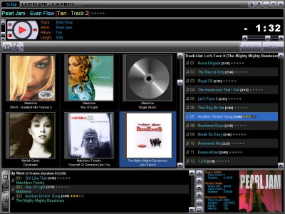 Ultimate Jukebox 3.0 screenshot
