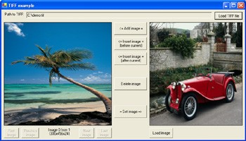 VintaSoftTiff.NET Library 2.2 screenshot