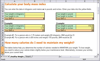 Weight Loss Program 1.0 screenshot
