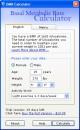 Basal Metabolic Rate Calculator 1.0
