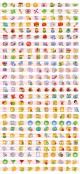 Business Icons collection Kit.6 6.0